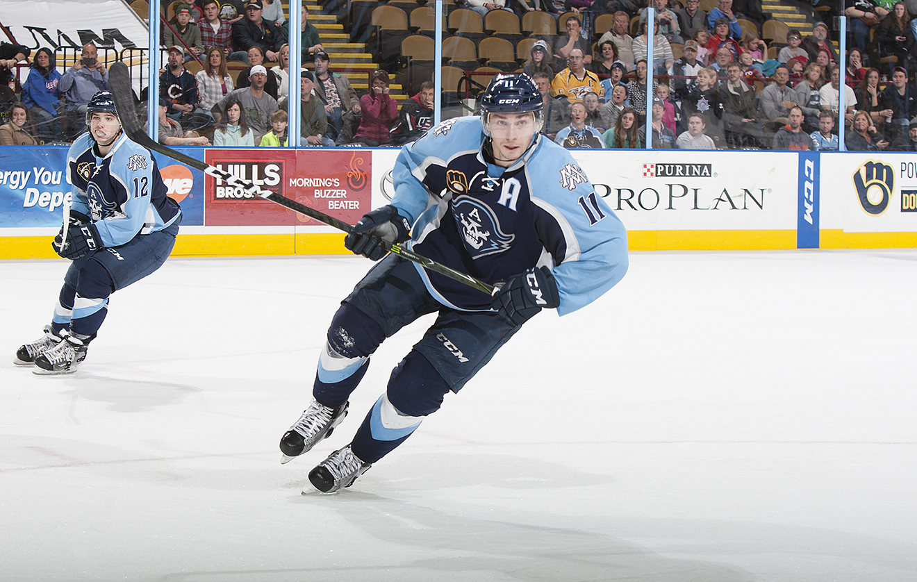 Ap Payerl Credit Milwaukee Admirals