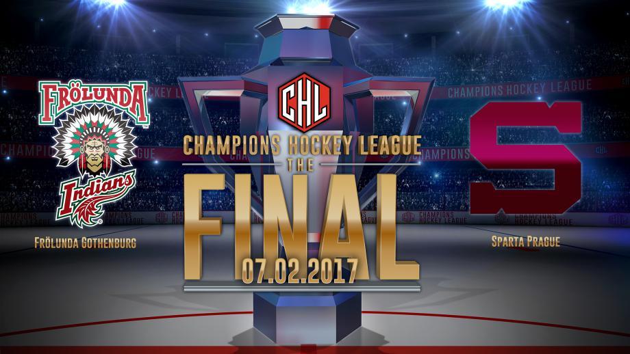 Frölunda News: Champions Hockey League Finale 2016 Zwischen Frölunda