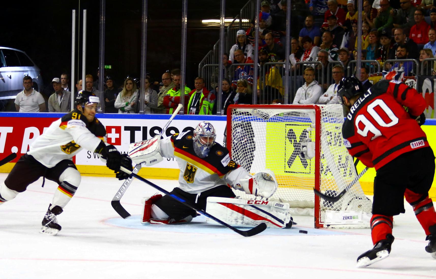 Eishockey Deutschland Kanada
