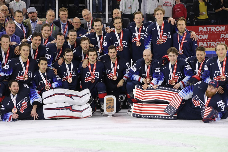 Team Usa Bronze 2018 2klein