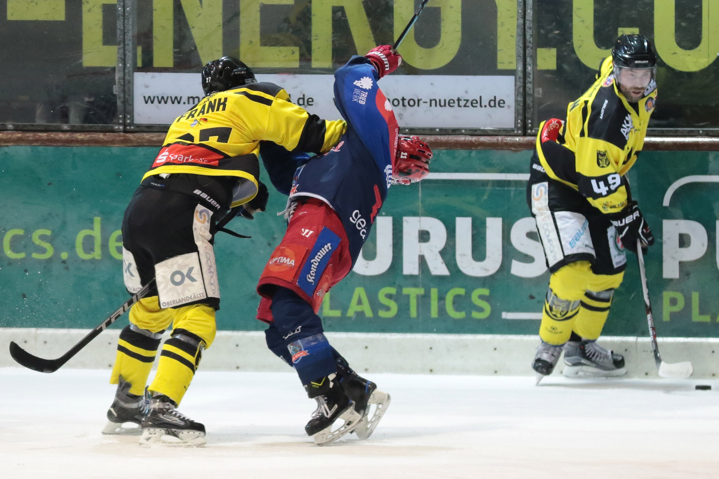 eishockey oberliga playoffs