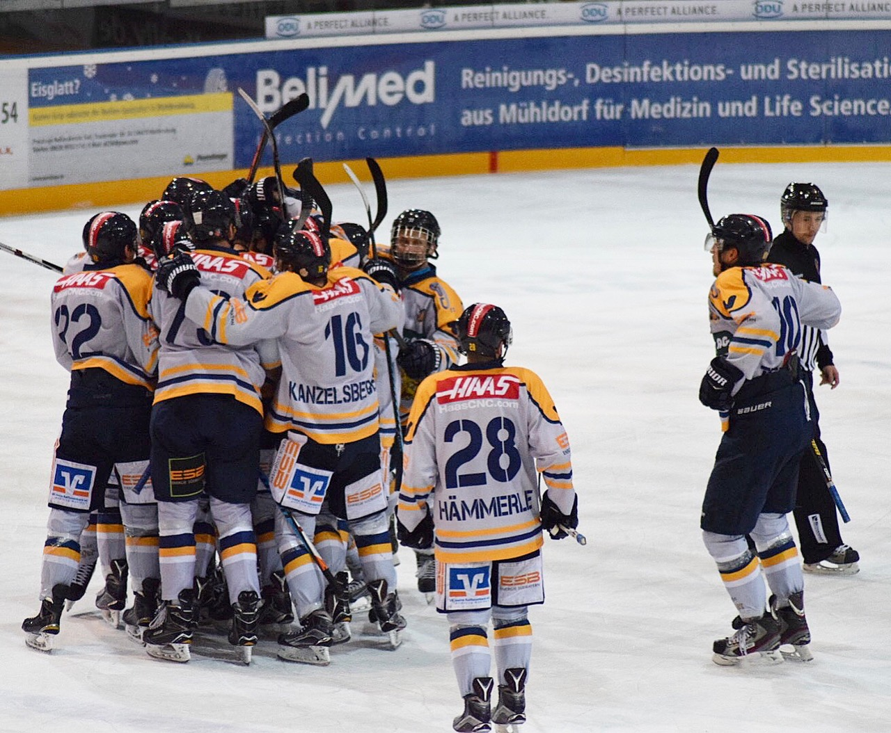 eishockey playoffs oberliga