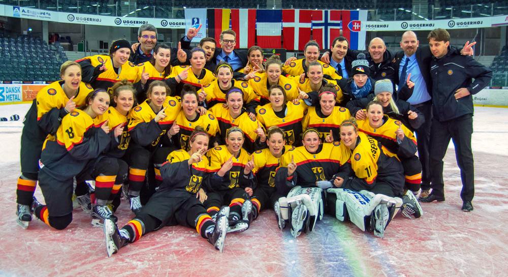 Deutsche Eishockey Nationalmannschaft Spieler