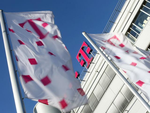 Telekom Flaggen