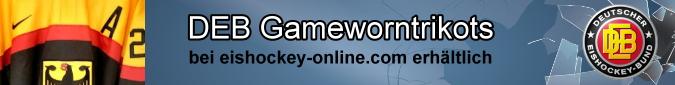 DEB Gameworntrikots bei eishockey-online.com kaufen
