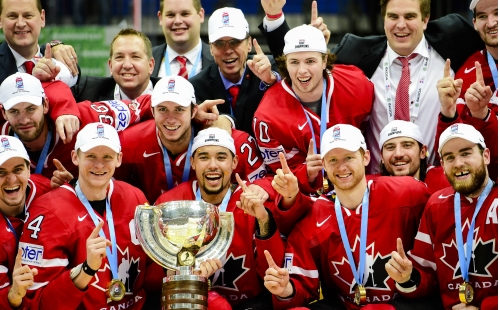 Kanada Weltmeister 2016