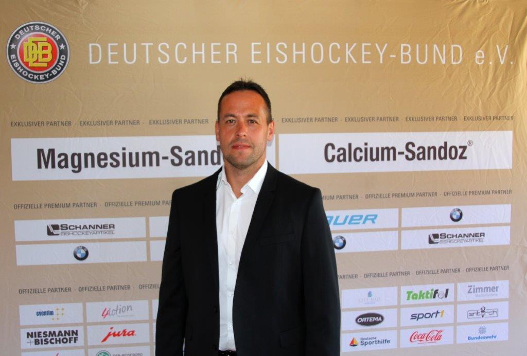 Marco Sturm Bundestrainer 2015 1