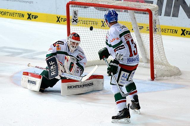Augsburg Goalie 2014