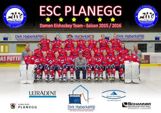 Planegg 2015 Mannschaft