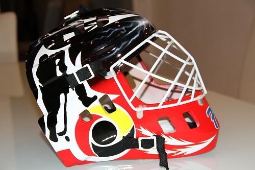 Eishockey Online Maske